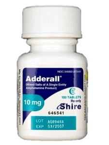 Adderall Review