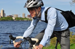 The Benefits of Commuting to Work by Bike