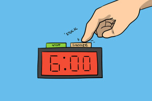 Abolishing the Snooze Button