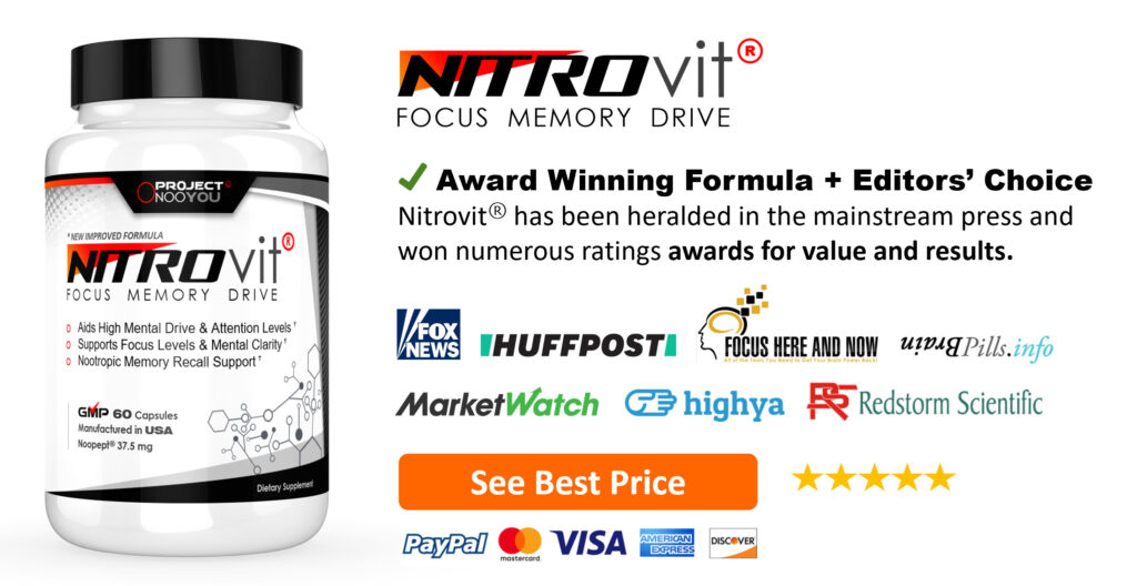 a link to the Best Brain Supplement 2022